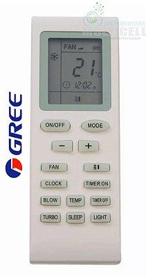 CONTROLE AR CONDICIONADO SPLIT GREE TRANE FBG-9060 1ª LINHA