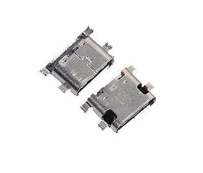 CONECTOR USB DOCK DE CARGA UNIVERSAL ( TIPO C ) 4 BASE 12 TRILHAS