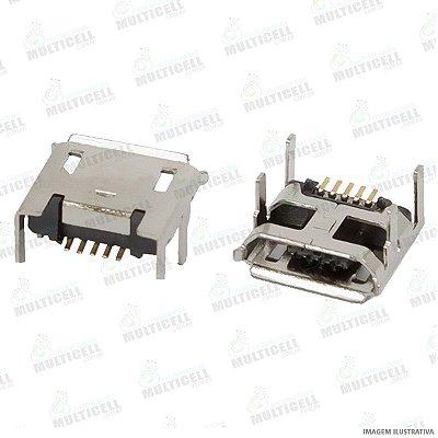CONECTOR USB DOCK DE CARGA PARA TABLET MODELO UNIVERSAL (5 TRILHAS 4 BASE LONGA) GV1O5