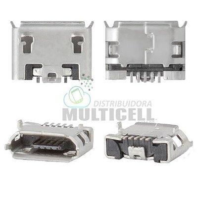 CONECTOR USB DOCK DE CARGA PARA TABLET MODELO UNIVERSAL (5 TRILHAS 2 BASE FECHADA) GV1O7