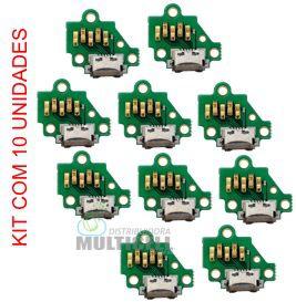 FLEX DOCK PLACA CONECTOR DE CARGA USB XT1540 XT1543 MOTOROLA MOTO G3 1ªLINHA QUALIDADE AAA