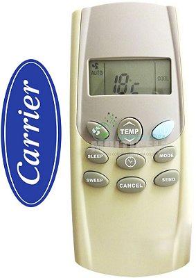 CONTROLE DE AR CONDICIONADO CARRIER FBG-8069 41014010 PRIMEIRA LINHA