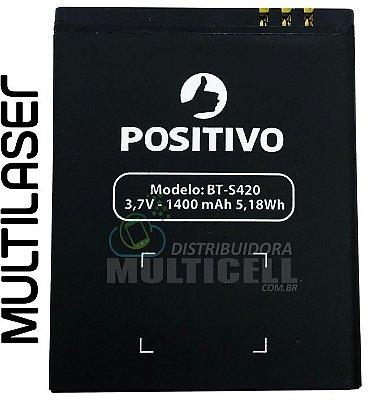 BATERIA POSITIVO S420 S 420 BT-S420 POSITIVO ONE 1ªLINHA