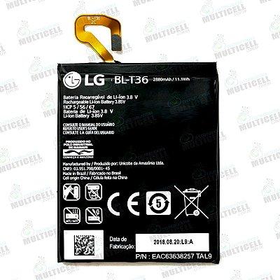 BATERIA LG BL-T36 BLT36 X410 X411 K10 2018 K30 ORIGINAL
