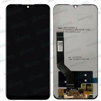 GABINETE FRONTAL DISPLAY LCD MODULO COMPLETO XIAOMI REDMI MI PLAY ORIGINAL