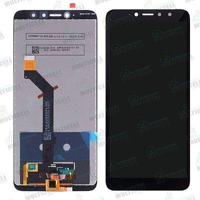 GABINETE FRONTAL DISPLAY LCD MODULO COMPLETO XIAOMI REDMI S2 PRETO 1ªLINHA QUALIDADE AAA