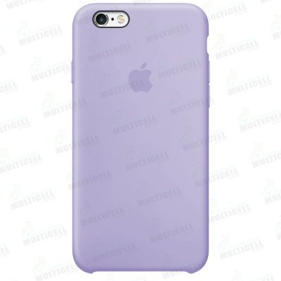 CAPA CASE SILICONE APLLE IPHONE 6S MMWF2ZM/A LILAZ
