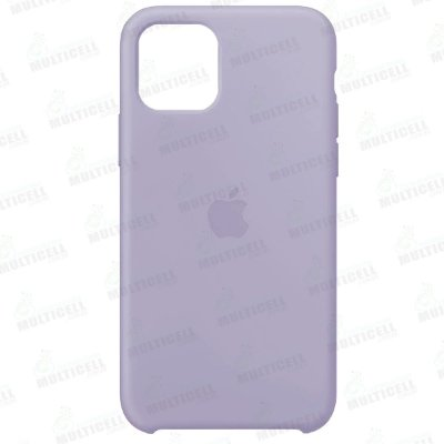 CAPA CASE SILICONE APLLE IPHONE 11 MWVX2ZM/A LILAZ