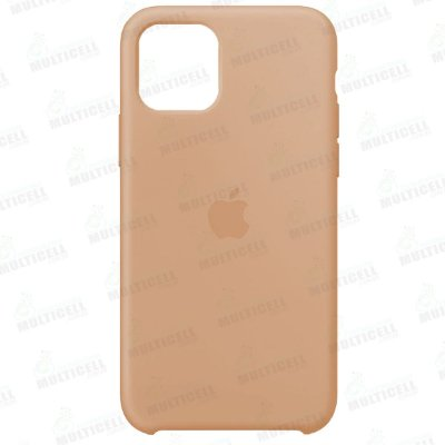 CAPA CASE SILICONE APLLE IPHONE 11 PRO MWVX2ZM/A CREME ROSE