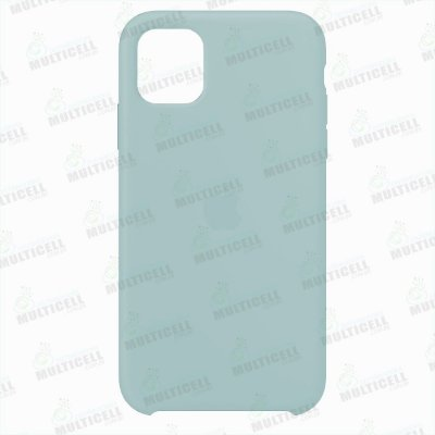 CAPA CASE SILICONE APLLE IPHONE 11 PRO MAX MWVX2ZM/A AZUL BEBE
