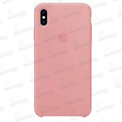 CAPA CASE SILICONE APLLE IPHONE XS MAX MTFE2FE/A ROSA