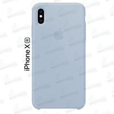 CAPA CASE SILICONE APLLE IPHONE XR MMWF2ZM/A AZUL CLARO