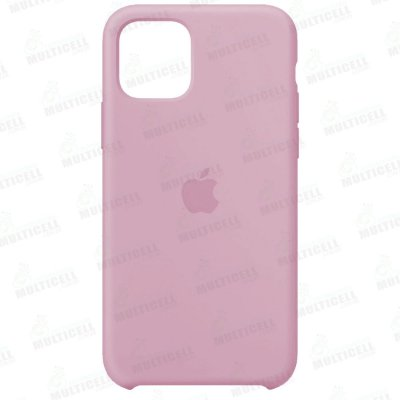 CAPA CASE SILICONE APLLE IPHONE 11 PRO MWVX2ZM/A ROSA