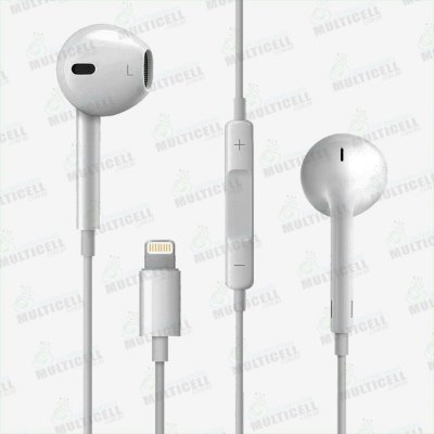 FONE DE OUVIDO LIGHTNING ESTEREO APPLE Ear7+ COM BLUETOOTH H'MASTON