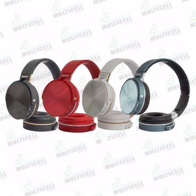 FONE DE OUVIDO BLUETOOTH WIRELESS STEREO SUPER BASS HEADSET MALLAT ML-B950
