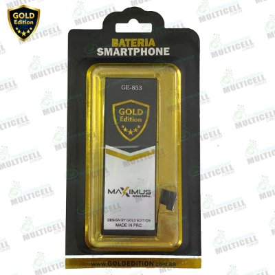 BATERIA GE-853 APLLE IPHONE 5 IPHONE 5G GOLD EDITION