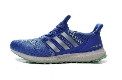 Tênis Adidas Ultra Boost - Feminino - Azul