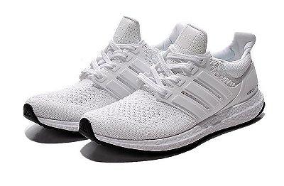Tênis Adidas Ultra Boost - Feminino - Branco