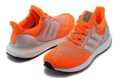 Tênis Adidas Ultra Boost - Feminino - Laranja