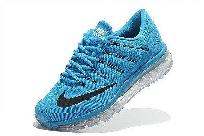 Tênis Nike Air Max 2016 - Masculino - Azul