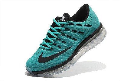 Tênis Nike Air Max 2016 - Masculino - Verde