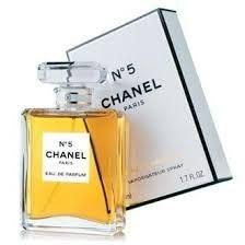 Perfume Chanel Nº 5 Feminino - 100ml