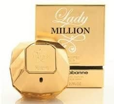 Perfume Lady Million Paco Rabanne 80ml