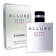 Chanel Allure Homme Sport Masculino Eau de Toilette - 100ml