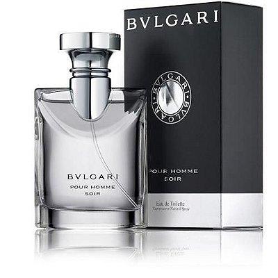 Perfume Bvlgari Pour Homme Soir Eau de Toilette 100ml