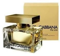 Perfume The One Dolce & Gabanna 50ml