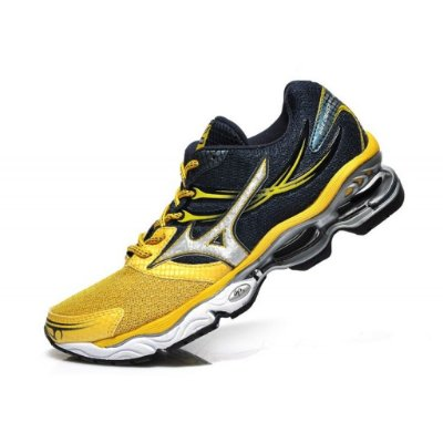 Tênis Mizuno Wave Creation 14 - Masculino - Amarelo