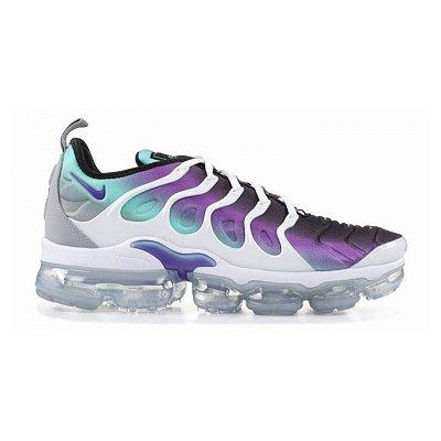6a486dc898 Tênis Nike Air VaporMax Plus Branco - Calçados50off® - Compre Seu ...