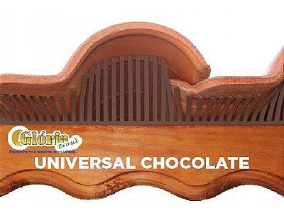 Passarinheira universal chocolate - 10 metros lineares - GLORIA