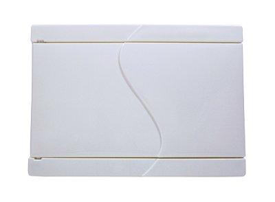 Caixa de Disjuntores 6X8 - Sândalo