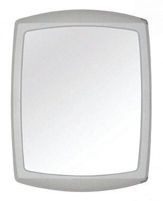 Armário de Banheiro Grande Branco Com Espelho