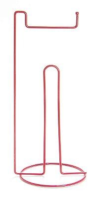 Porta Papel Higiênico Vermelho