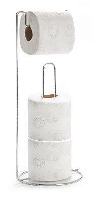 Porta Papel Higiênico Branco
