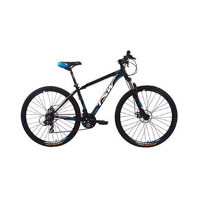 "Bicicleta TSW Ride 29"" Preta/Azul"