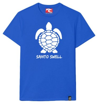 Camiseta Santo Swell Tartarugo in the Sea Estampada Manga Curta 5 Cores