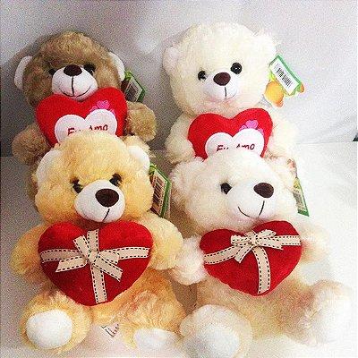 Ursinhos de pelúcia - valor por unidade