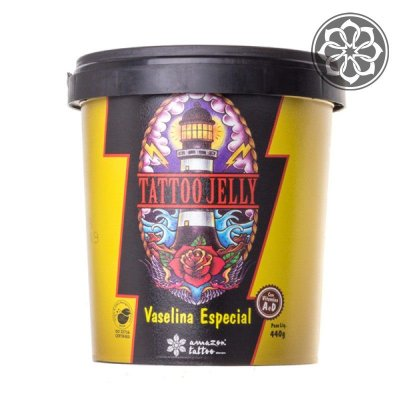 Vaselina Tattoo Jelly - 440G