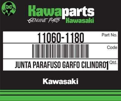JUNTA PARAFUSO GARFO CILINDRO - 11060-1180