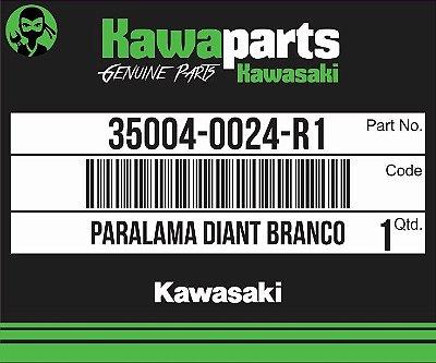 PARALAMA DIANT BRANCO - 35004-0024-R1