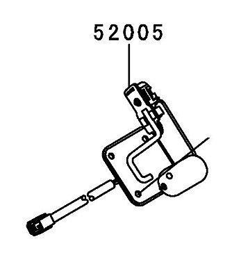 VISOR COMBUSTIVEL - 52005-0092