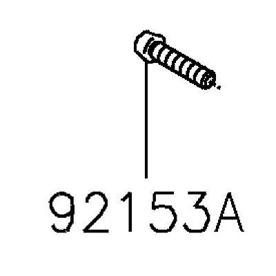PARAFUSO - 92153-0854