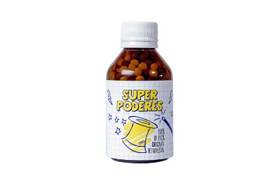 PLACEBOS DIVERTIDOS - SUPER PODERES