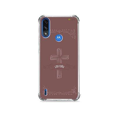 Capa para Moto E7 Power - Gratidão