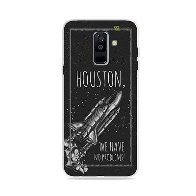 Capa para Galaxy A6 Plus - Houston