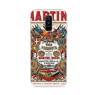 Capa para Galaxy A6 Plus - Martini