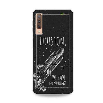 Capa para Galaxy A7 2018 - Houston
